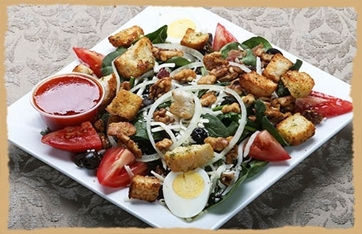 Picture of Spinach Salad Tray