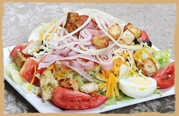 Picture of Chef Salad Tray