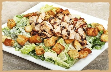 Picture of Caesar Salad Tray