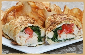 Picture of Wrap Platter