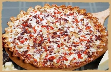 Picture of Chicken Bacon Ranch Pizza-Catering